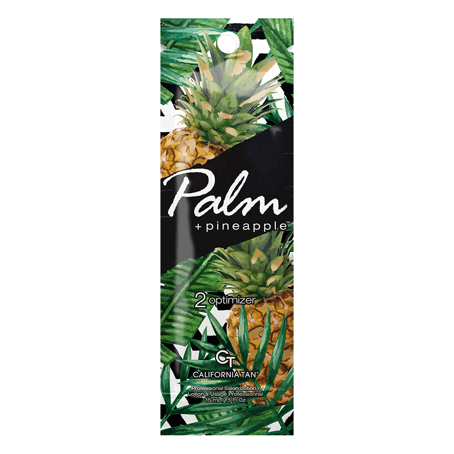 California Tan Palm Pineapple Optimizer Krok 2 15 ml
