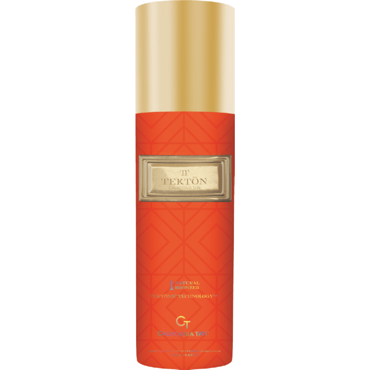 California Tan TEKTON Natural Bronzer Krok 1 250 ml