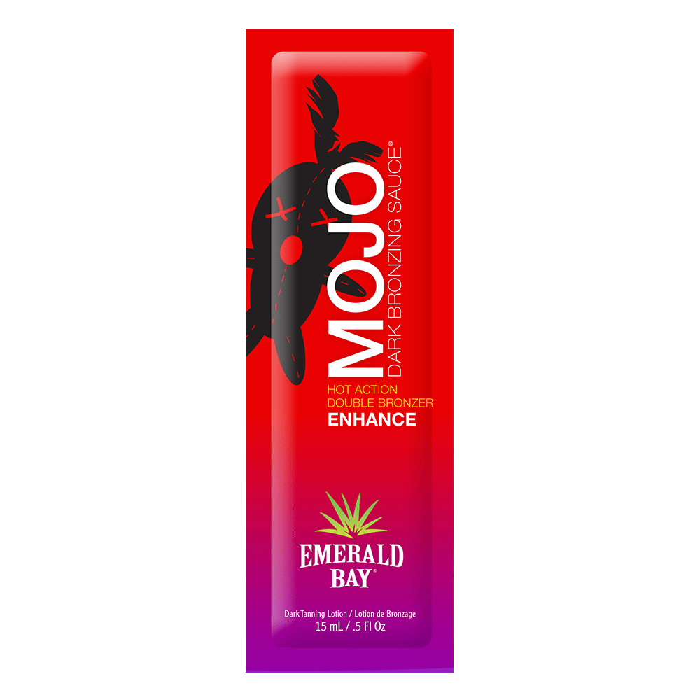 Emerald Bay krém do solária Mojo Dark Bronzing Sauce 15 ml