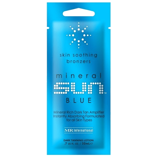 MR International Mineral Sun Blue 20 ml