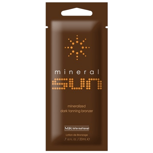 MR International Mineral Sun Bronzer 20 ml