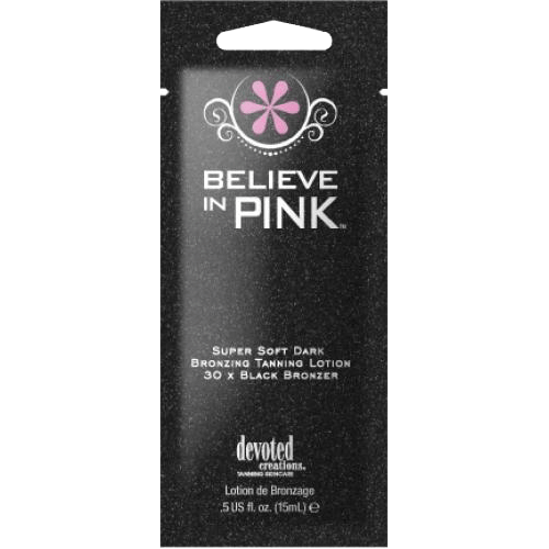 Devoted Creations Believe in Pink Black Bronzer 15 ml