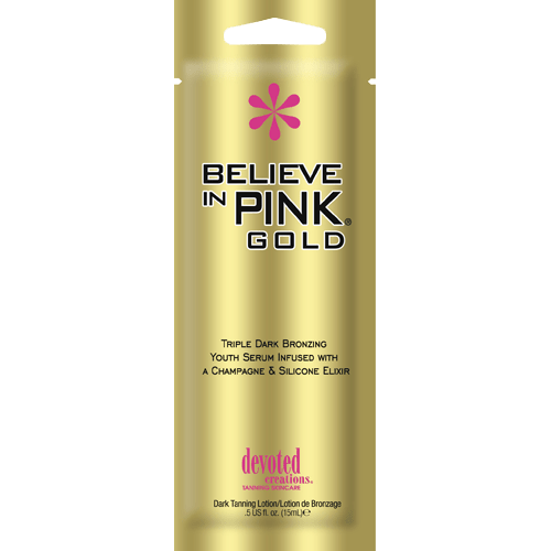 Devoted Creations Believe in Pink Gold 15 ml