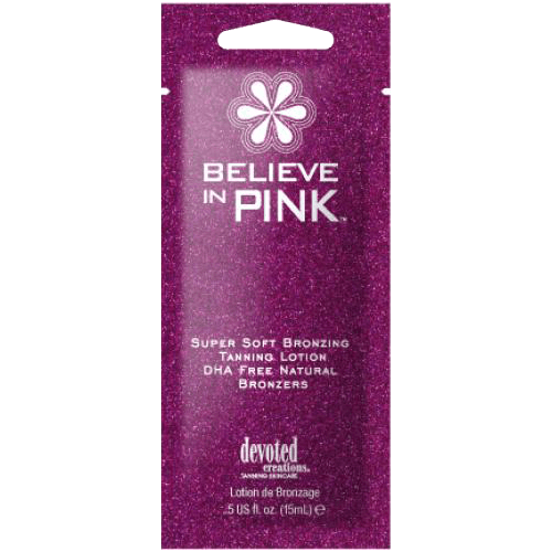 Devoted Creations Believe in Pink Natural Bronzer 15 ml