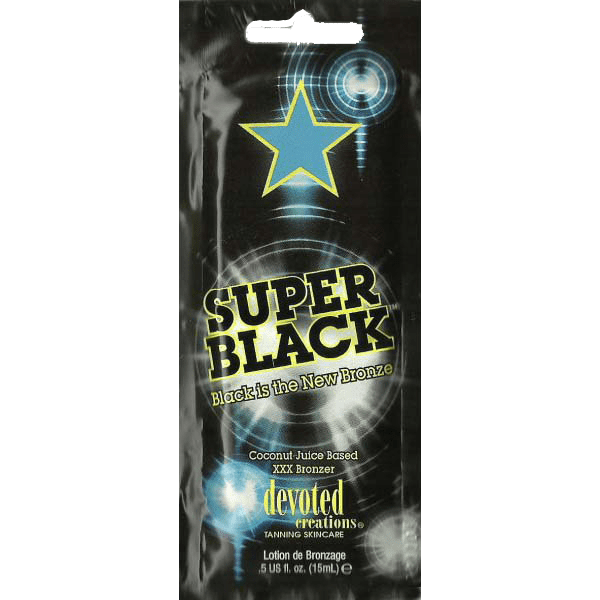 Devoted Creations GLAMOUR Super Black 15 ml