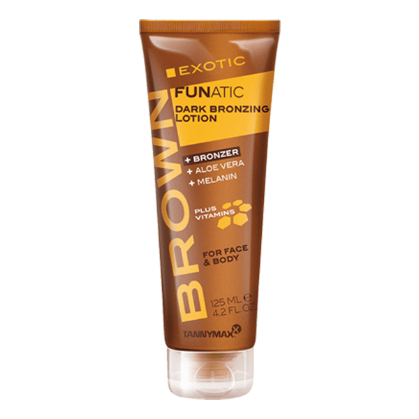 Tannymaxx Brown Exotic Funatic 125 ml