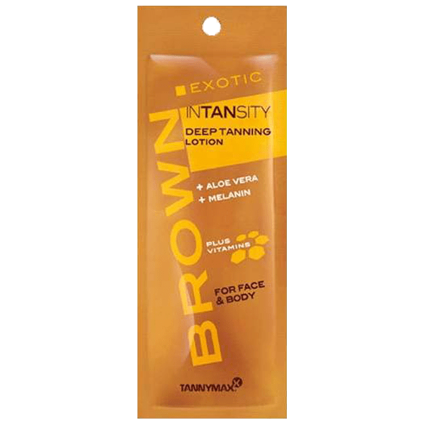 Tannymax Brown Exotic Intansity Deep Tanning Lotion 15 ml