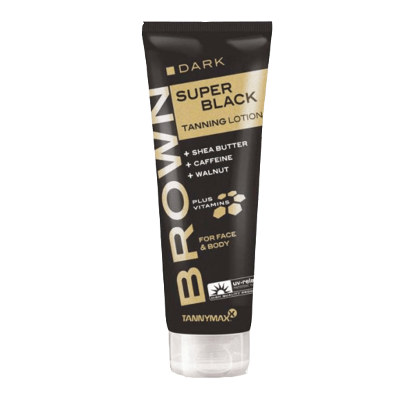 Tannymaxx Brown Super Black Tanning 125 ml