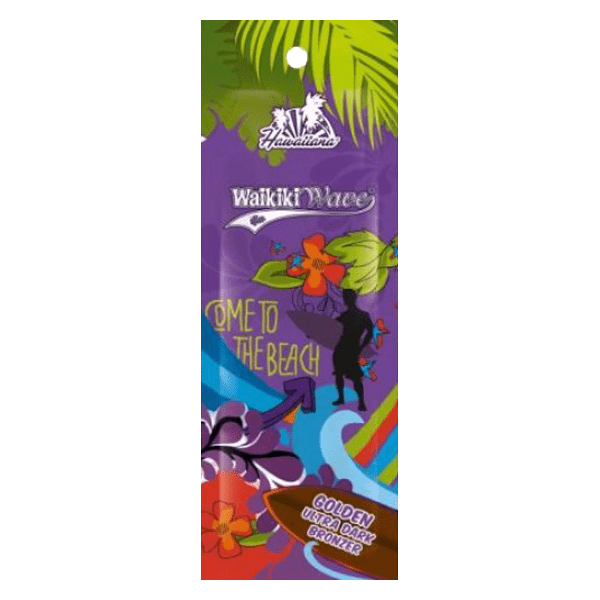 Hawaiiana Waikiki Wave Golden Ultra Dark Bronzer 15 ml