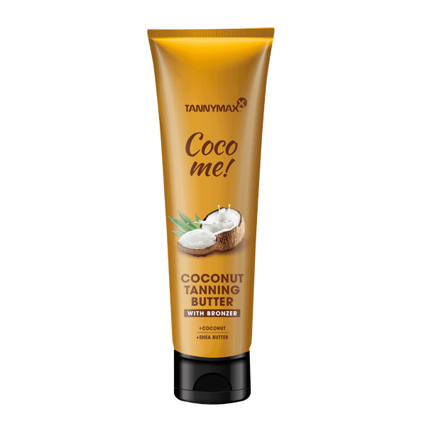 Tannymaxx Coconut Bronzing Butter 150 ml