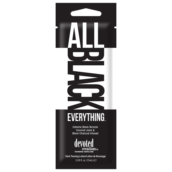 Devoted Creations All Black Everything 15 ml
