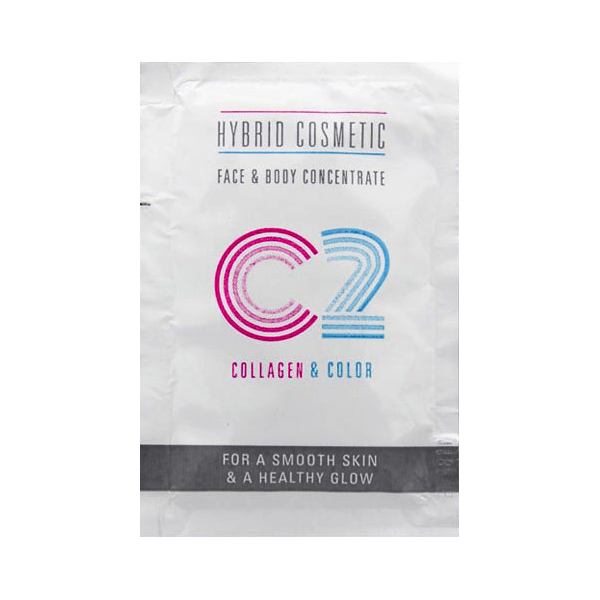 Hybrid Cosmetic C2 Collagen and Color Concentrate 12 ml