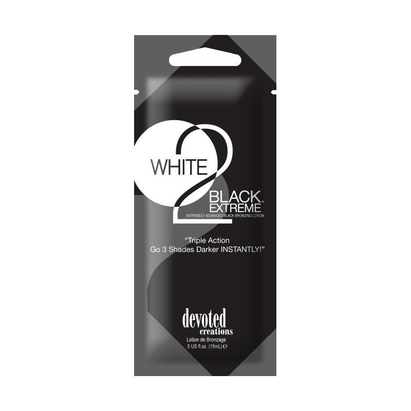 Devoted Creations White 2 Black Extreme 15 ml