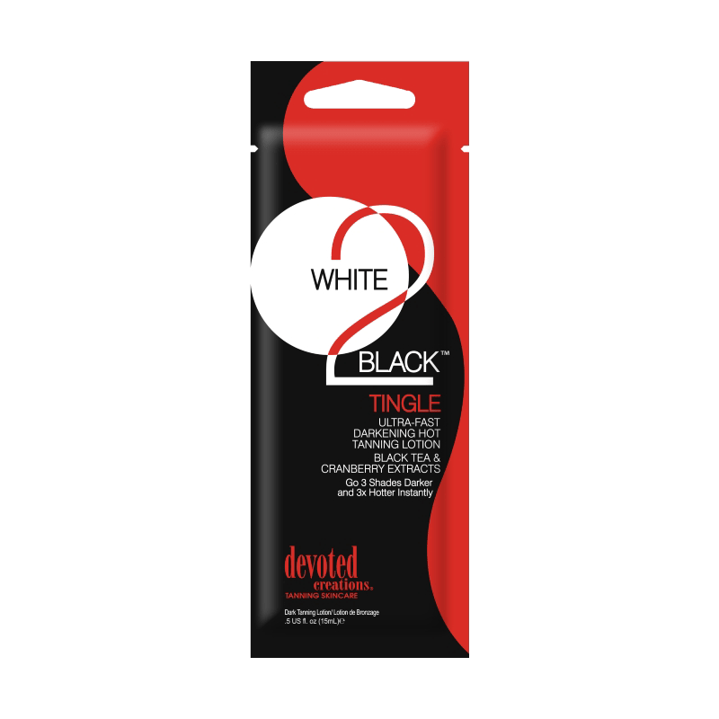 Devoted Creations White 2 Black Tingle 15 ml