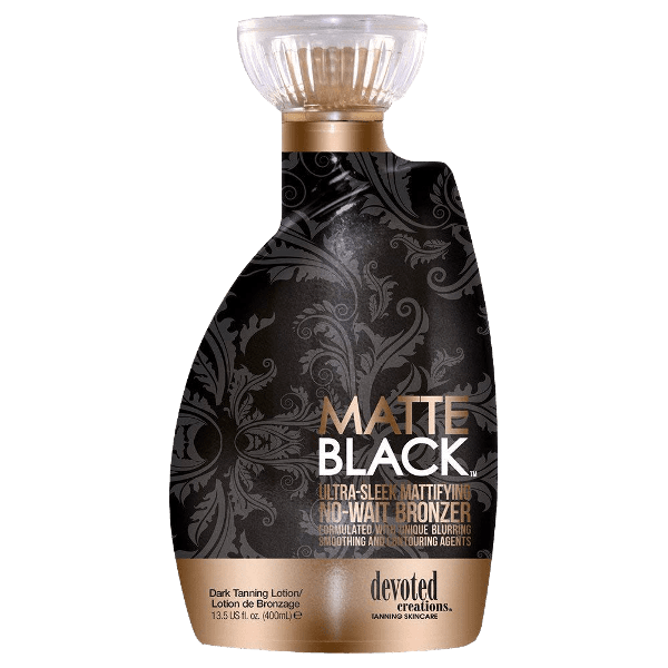 Devoted Creations Matte Black 400 ml