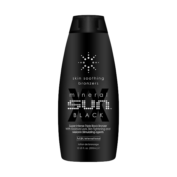 MR International Mineral Sun Black 300 ml