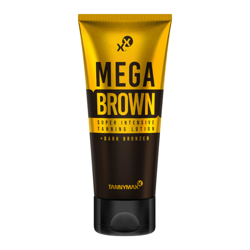 TannyMaxx MegaBrown Dark Bronzer 200 ml
