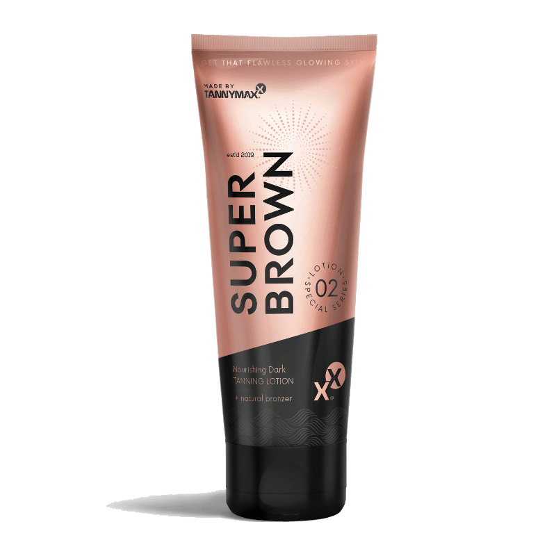 Tannymaxx Super Brown Natural Bronzer 250 ml