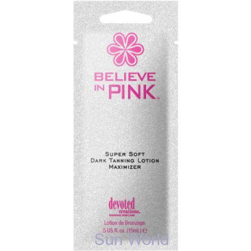 Devoted Creations Believe in Pink Maximizer 15 ml