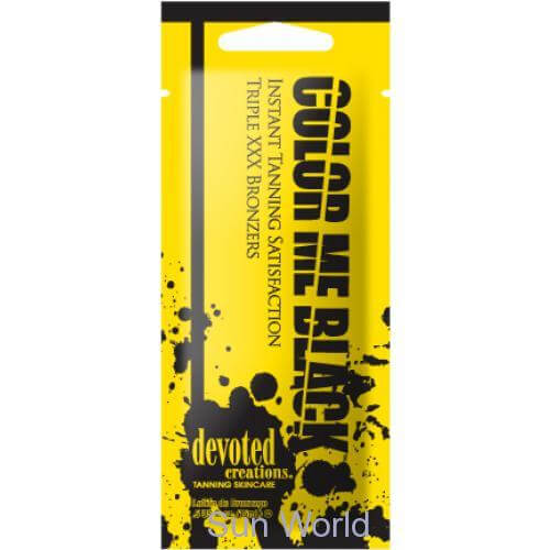 Devoted Creations GLAMOUR Color Me Black 15 ml
