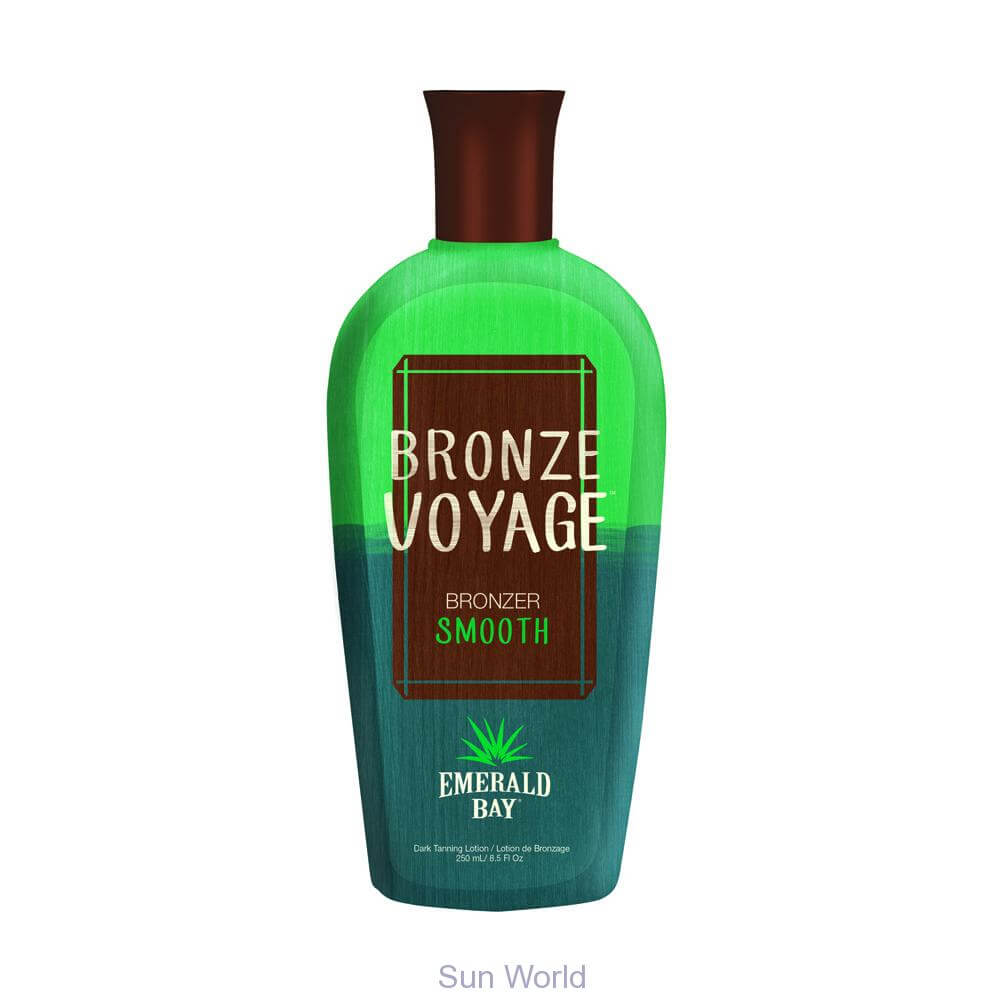 Emerald Bay Bronze Voyage 250 ml