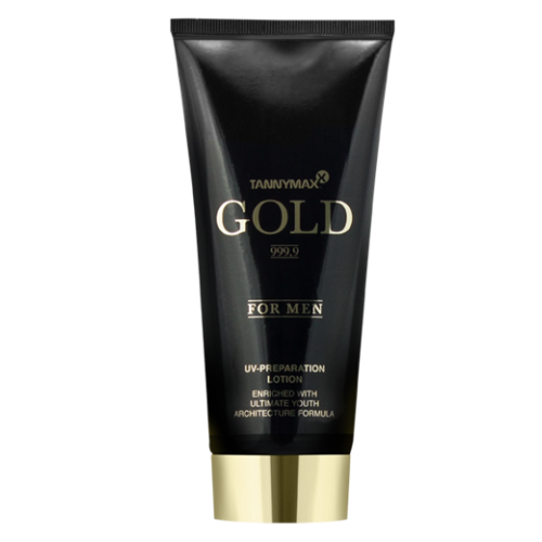 Tannymaxx Gold For Men UV-Preparation 200 ml