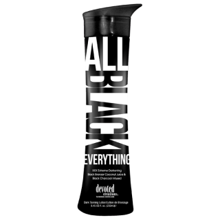 Devoted Creations All Black Everything 250 ml